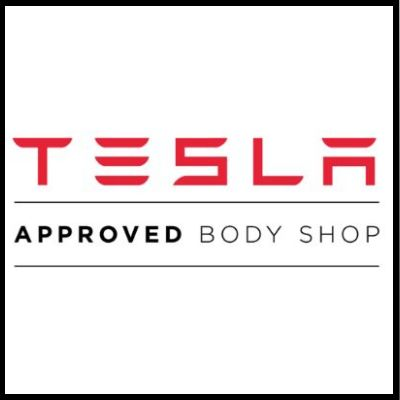 Tesla Approved Body Shop Baltimore